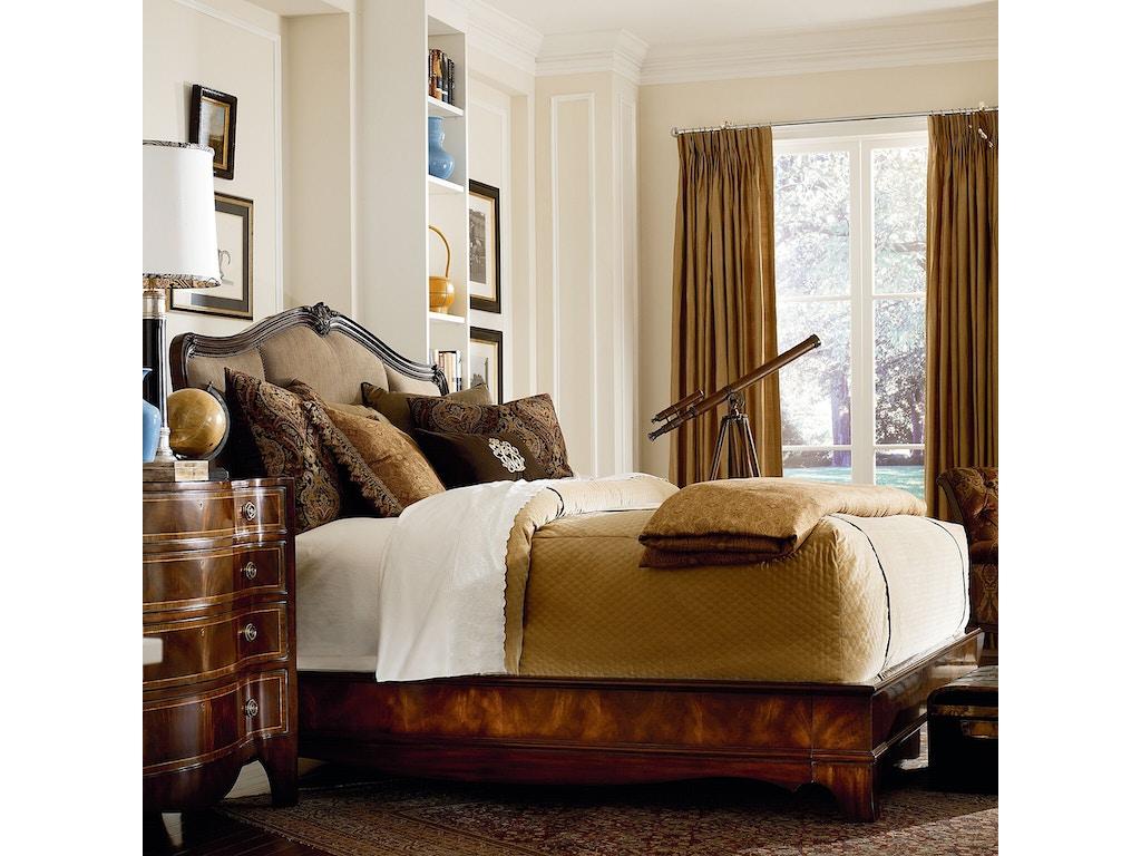 Henredon Furniture 9401-12HF / 9401-12R Bedroom Oxford Classics ...