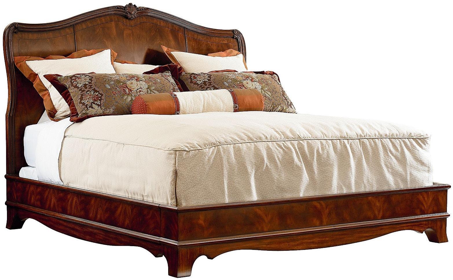 Henredon Furniture 9401-12HF-9401-12R-Bed-1 Bedroom Oxford ...