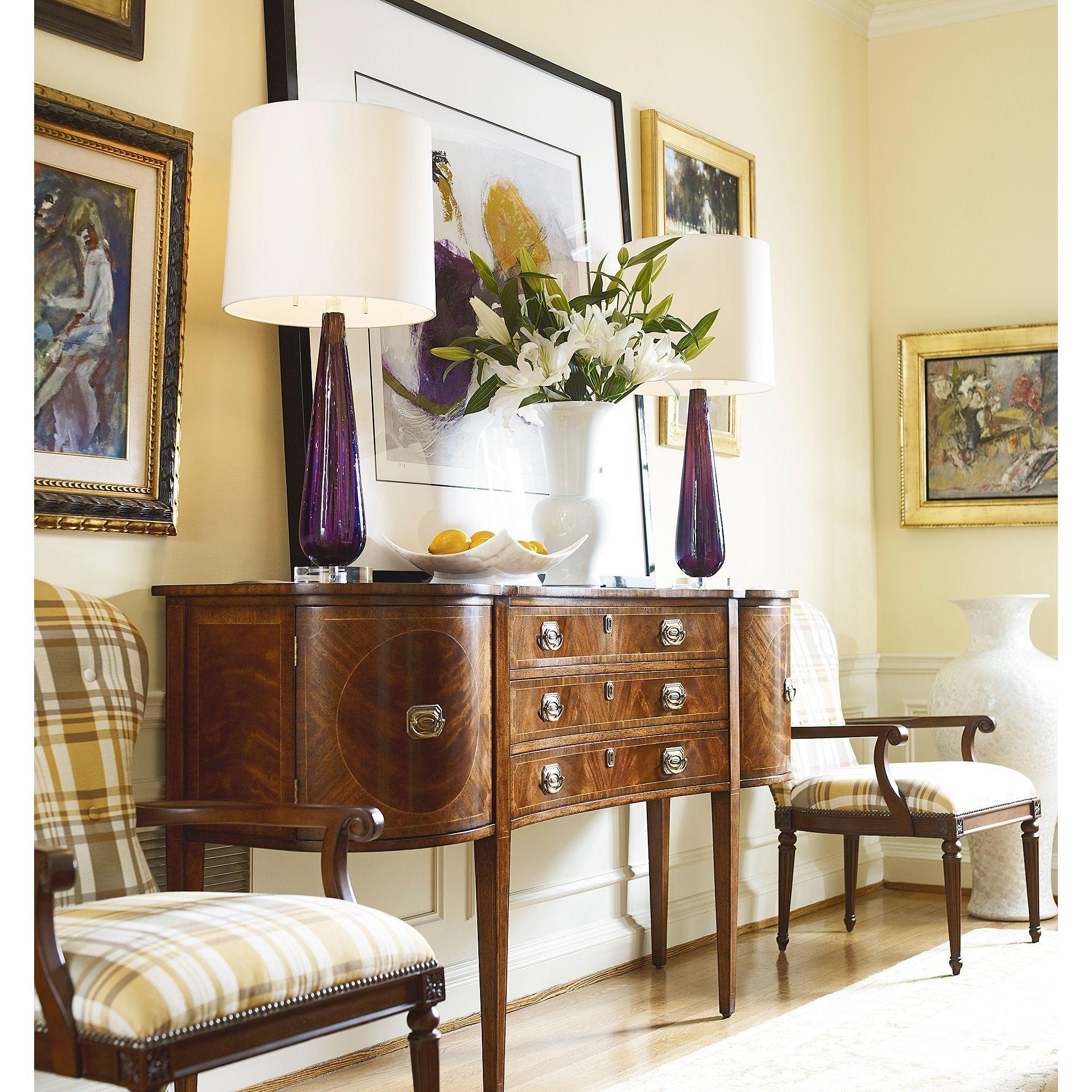 Henredon Furniture Aston Court Sideboard 9600 21
