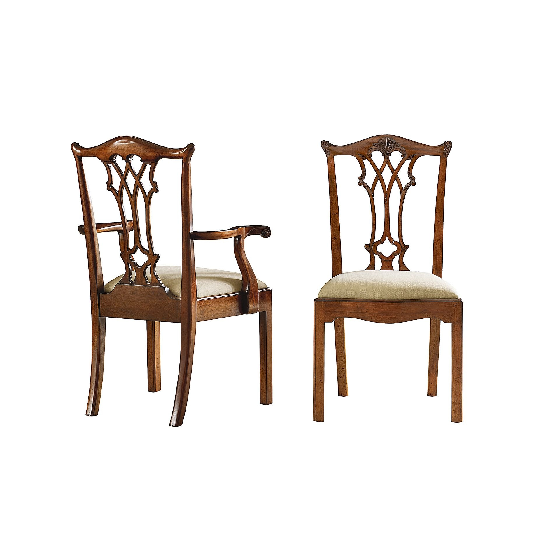 Henredon Furniture Aston Court Arm Chair 9600 27