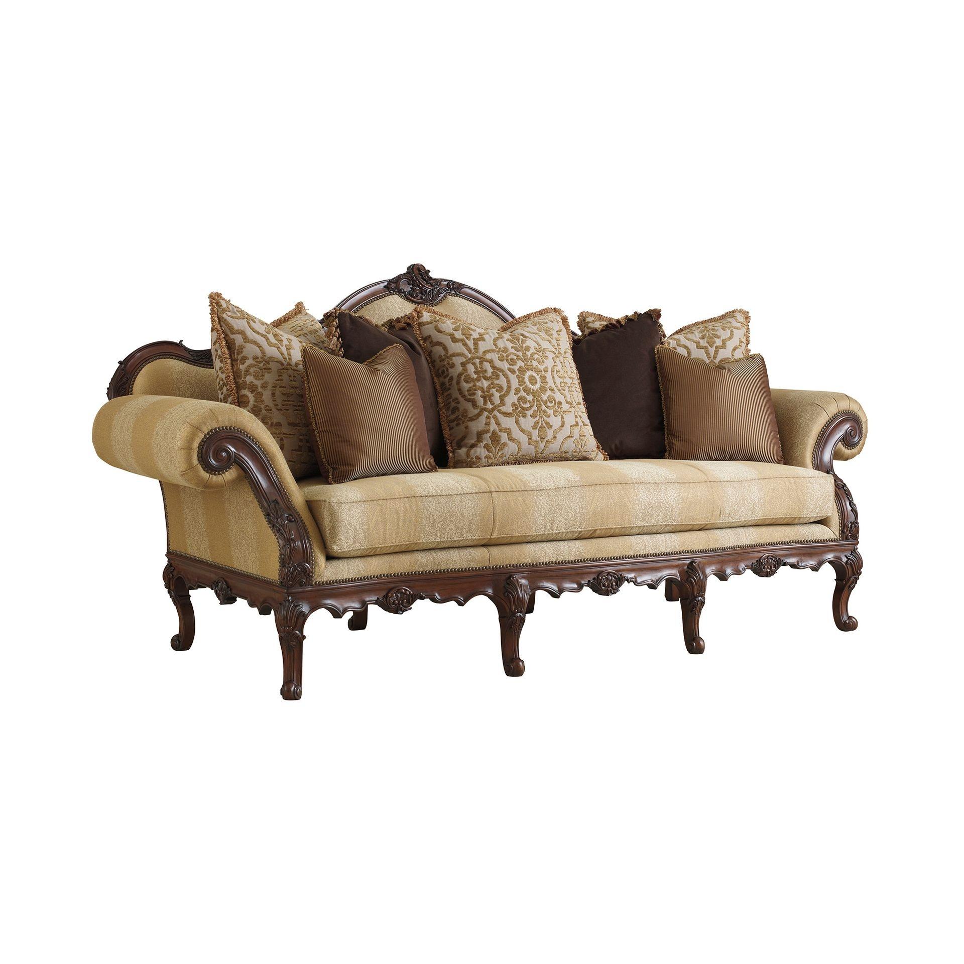 Henredon Furniture Henredon Upholstery Florence Sofa H1110 C