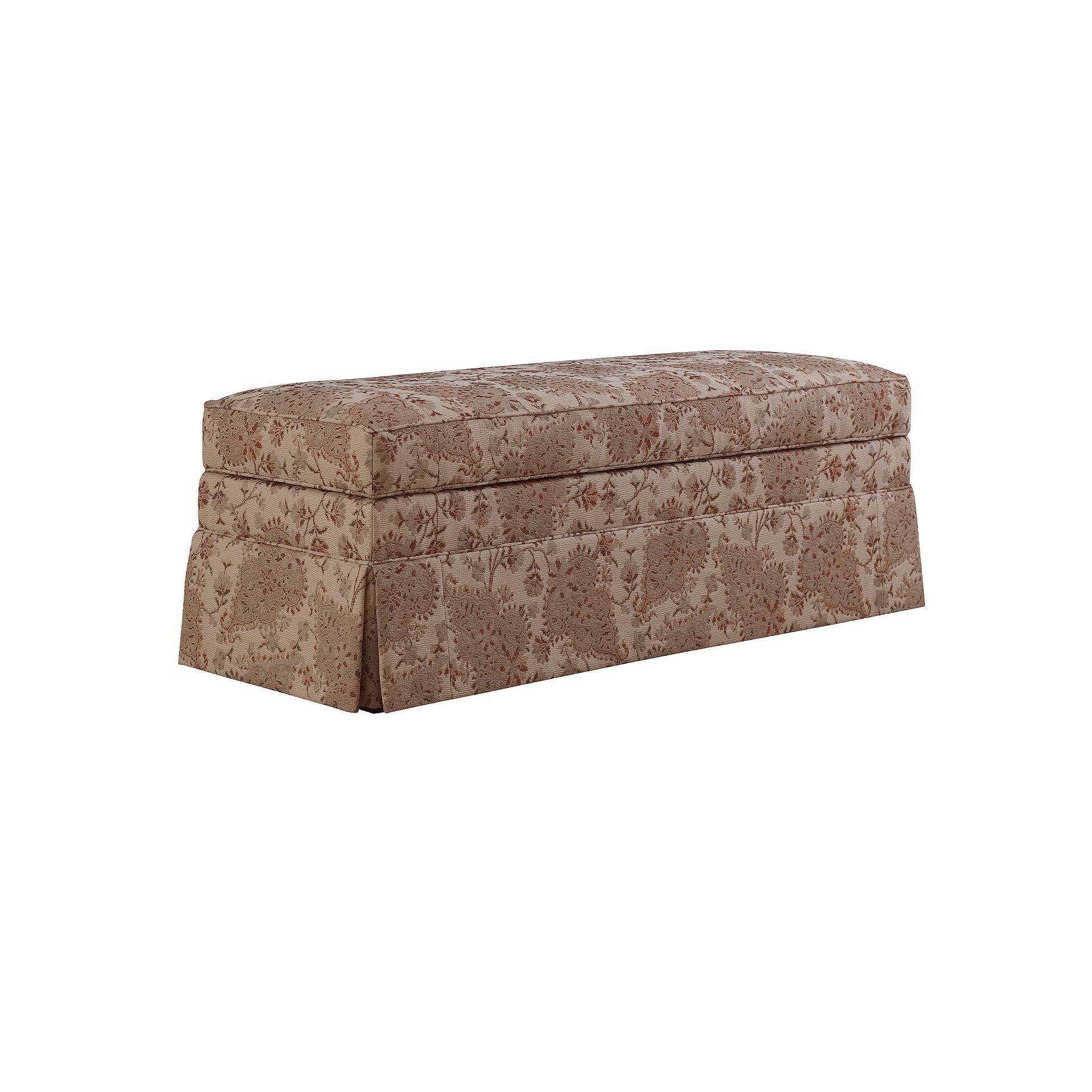 Henredon Furniture Henredon Upholstery Visionaire Custom Storage Ottoman H1255-STO  sc 1 st  Goodu0027s Home Furnishings & Henredon Furniture H1255-STO Living Room Henredon Upholstery ...
