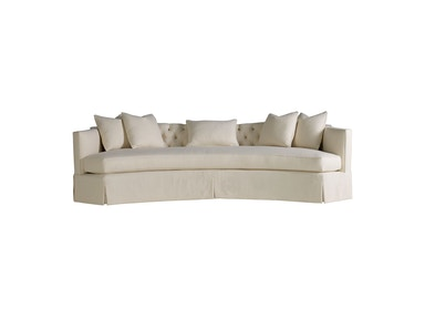 Henredon Furniture Celerie Kemble for Henredon Serpentine Sofa H1301-C