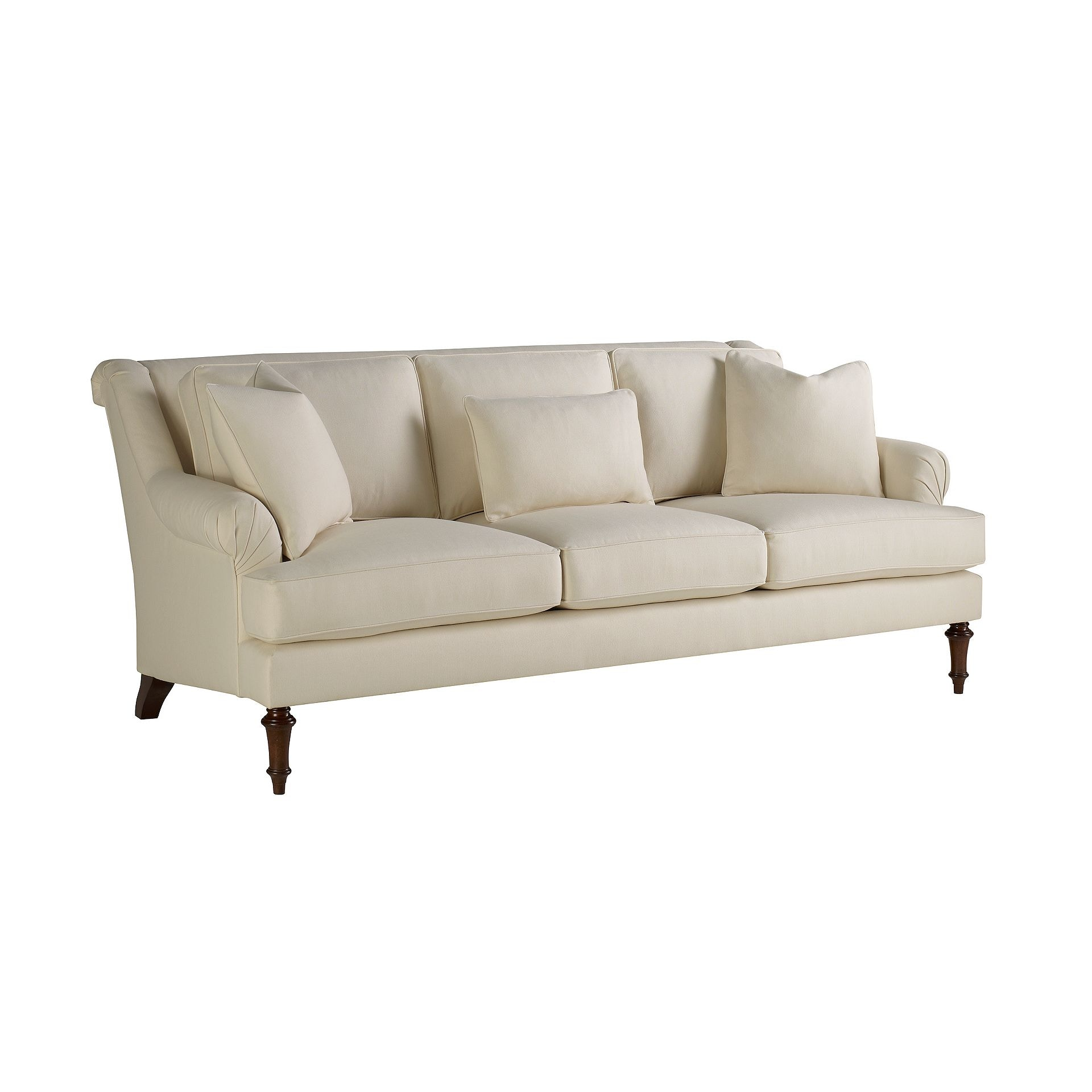 Henredon Furniture Celerie Kemble For Henredon Napoleon Sofa H1307 C