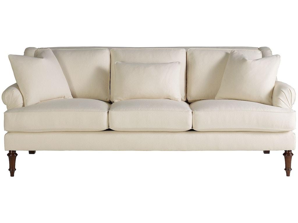 henredon furniture celerie kemble for henredon napoleon sofa h1307 c - Celerie Kemble Furniture