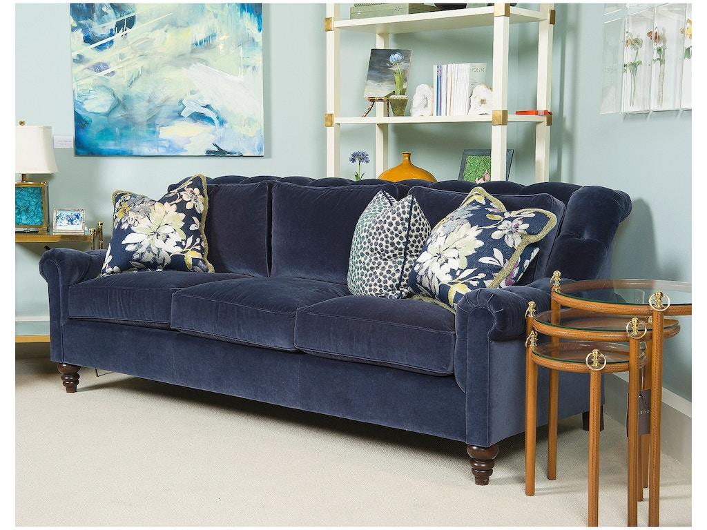 henredon furniture celerie kemble for henredon billy sofa h1308 c - Celerie Kemble Furniture
