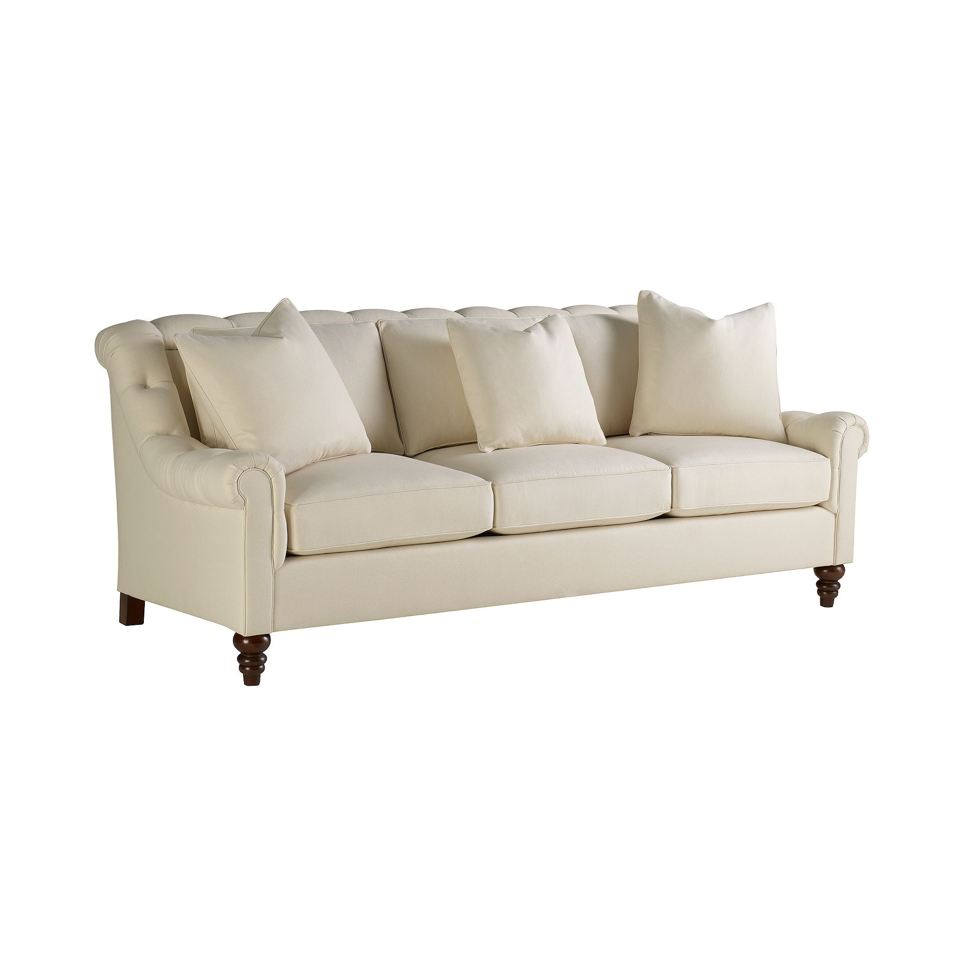 Henredon Furniture Celerie Kemble For Henredon Billy Sofa H1308 C