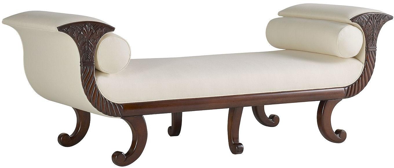 henredon furniture celerie kemble for henredon heather bench h1311 - Celerie Kemble Furniture