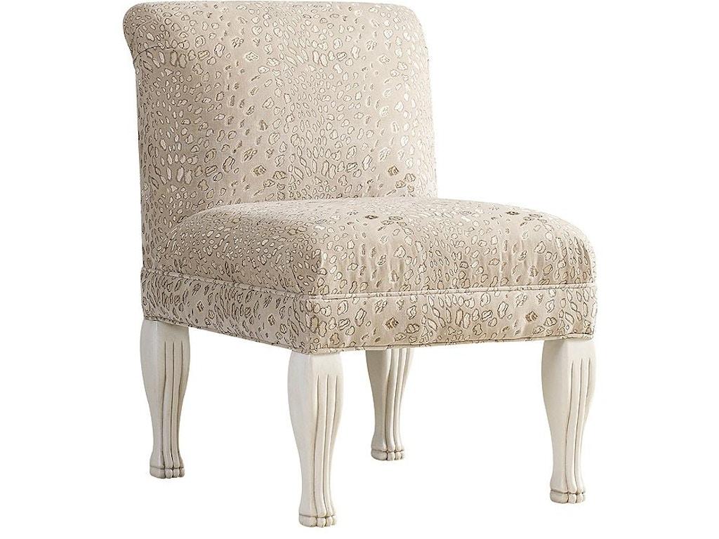 henredon furniture celerie kemble for henredon tut tut slipper chair h1414 - Celerie Kemble Furniture