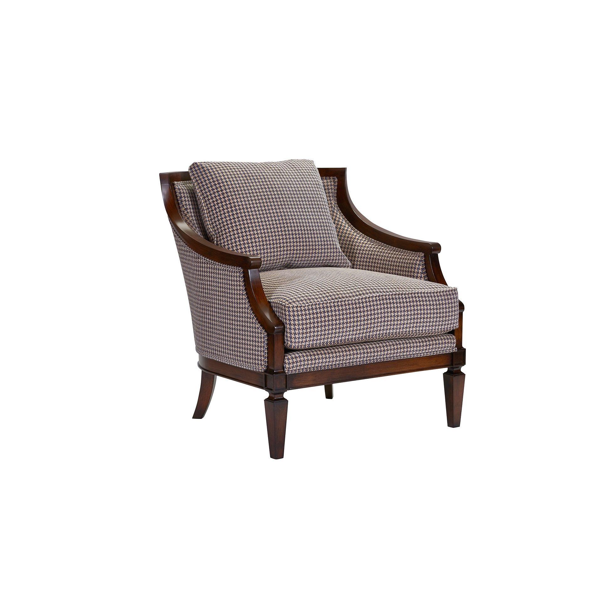 H1506. Henredon Upholstery Diane Chair
