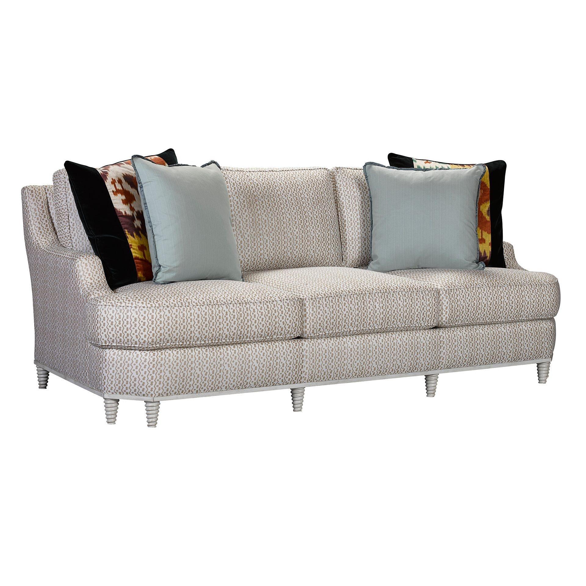Henredon Furniture Jeffrey Bilhuber Ogden Lane Sofa H1704 C