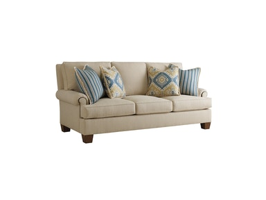 Henredon Furniture Fireside Custom Upholstery Fireside Sofa H2000-C