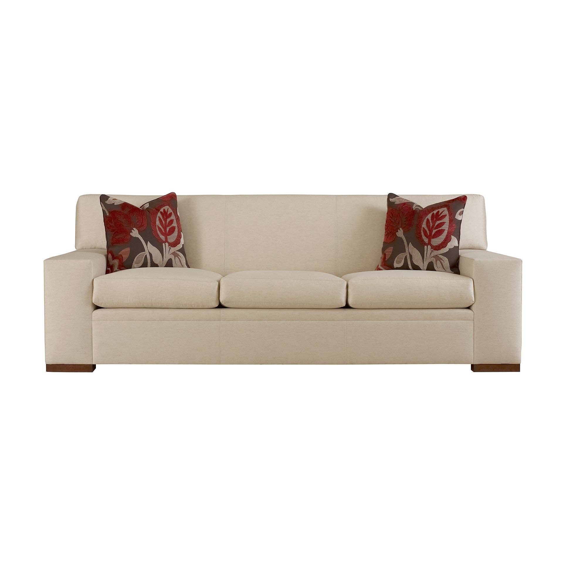 henredon furniture refinements custom upholstery refinements sofa h7700c sofa1