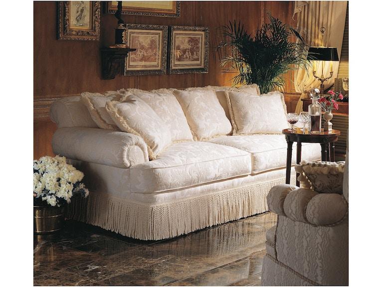 Henredon Furniture H9300-B-Sofa-2 Living Room Fireside Custom ...