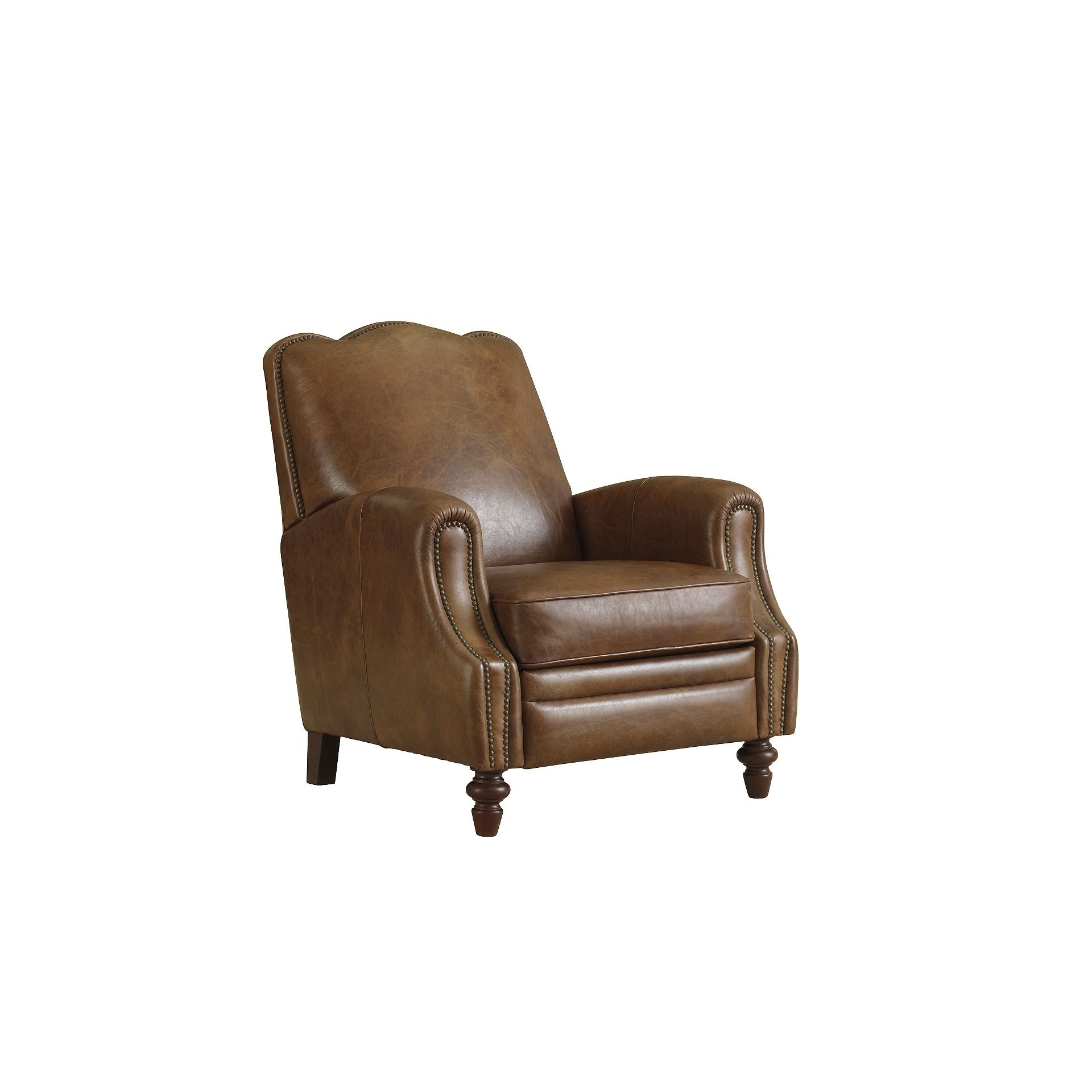 High Quality Henredon Furniture Henredon Leather Company Caspien Recliner IL8819 RE