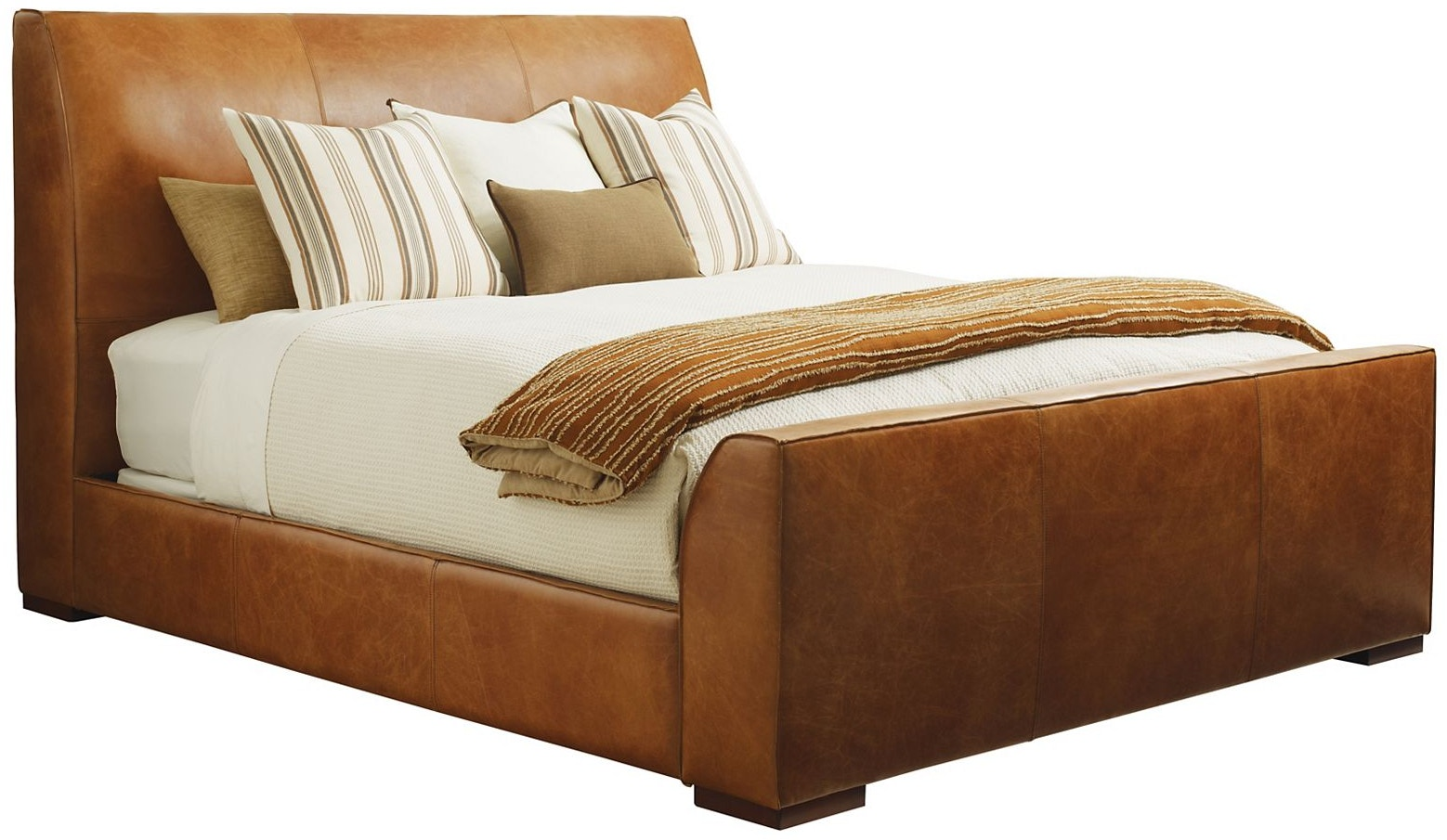 Henredon Furniture IL8866-12 Bedroom Henredon Leather Company ...