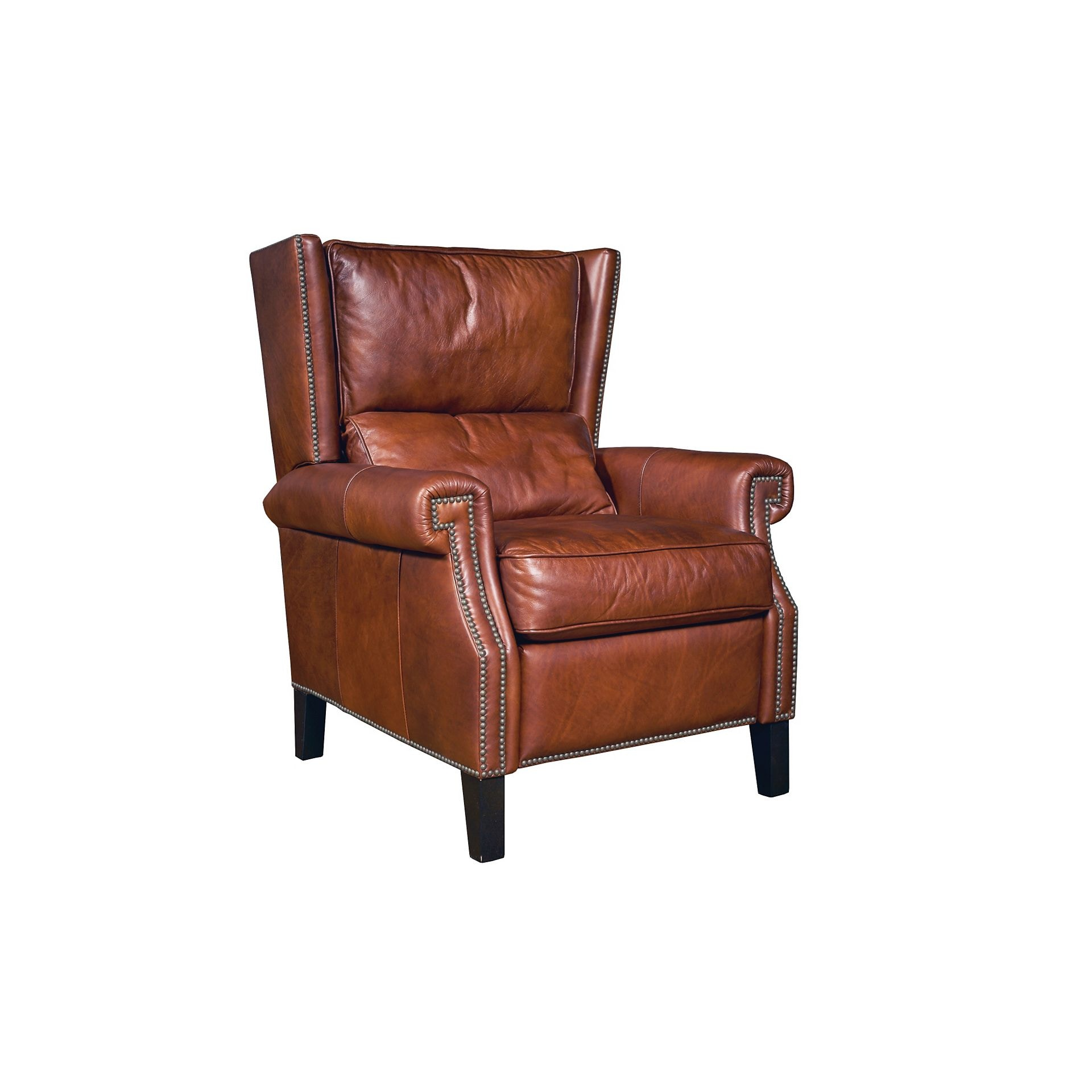 Superbe Henredon Furniture Henredon Leather Company Aidan Recliner IL8873 RE