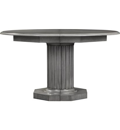 Charmant Hickory Chair Furniture EDEN ROC DINING TABLE BASE ONLY 3442 70