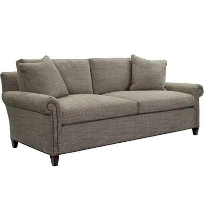 Great Hickory Chair Furniture SOFA WITH LAWSON ARM (EXP LEG) 4120 04