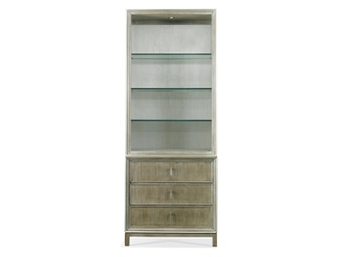Hickory White Furniture Carl Bookcase 103_101_1011
