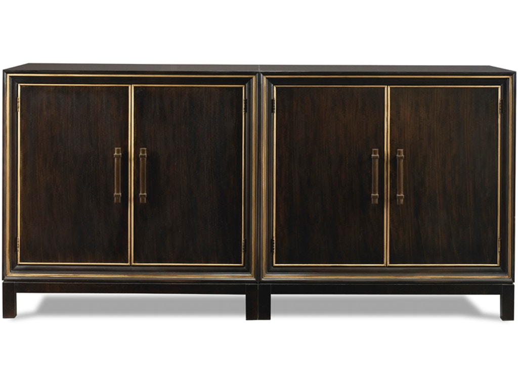 Hickory White Furniture Bedroom Keith Two Door Chest WBB -  hickory bedroom furniture