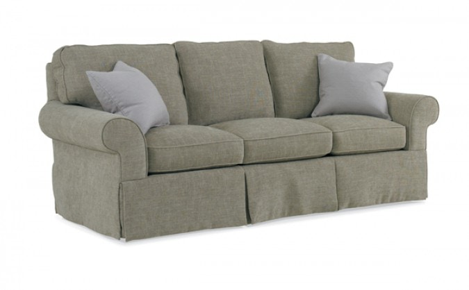 Hickory White Furniture Oxford Sofa 124BW05D