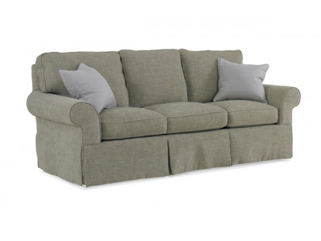 Hickory White Furniture Oxford Sofa 124BW05D. Hickory White Furniture 124BW05D Living Room Oxford Sofa