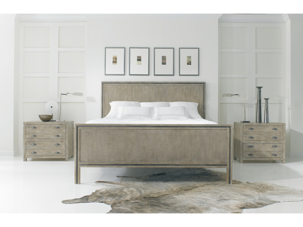 Hickory White Furniture King Panel Bed 155 22. Hickory White Furniture 155 22 Bedroom King Panel Bed