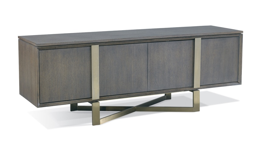 Hickory White Furniture Chandler Entertainment Console 213 55