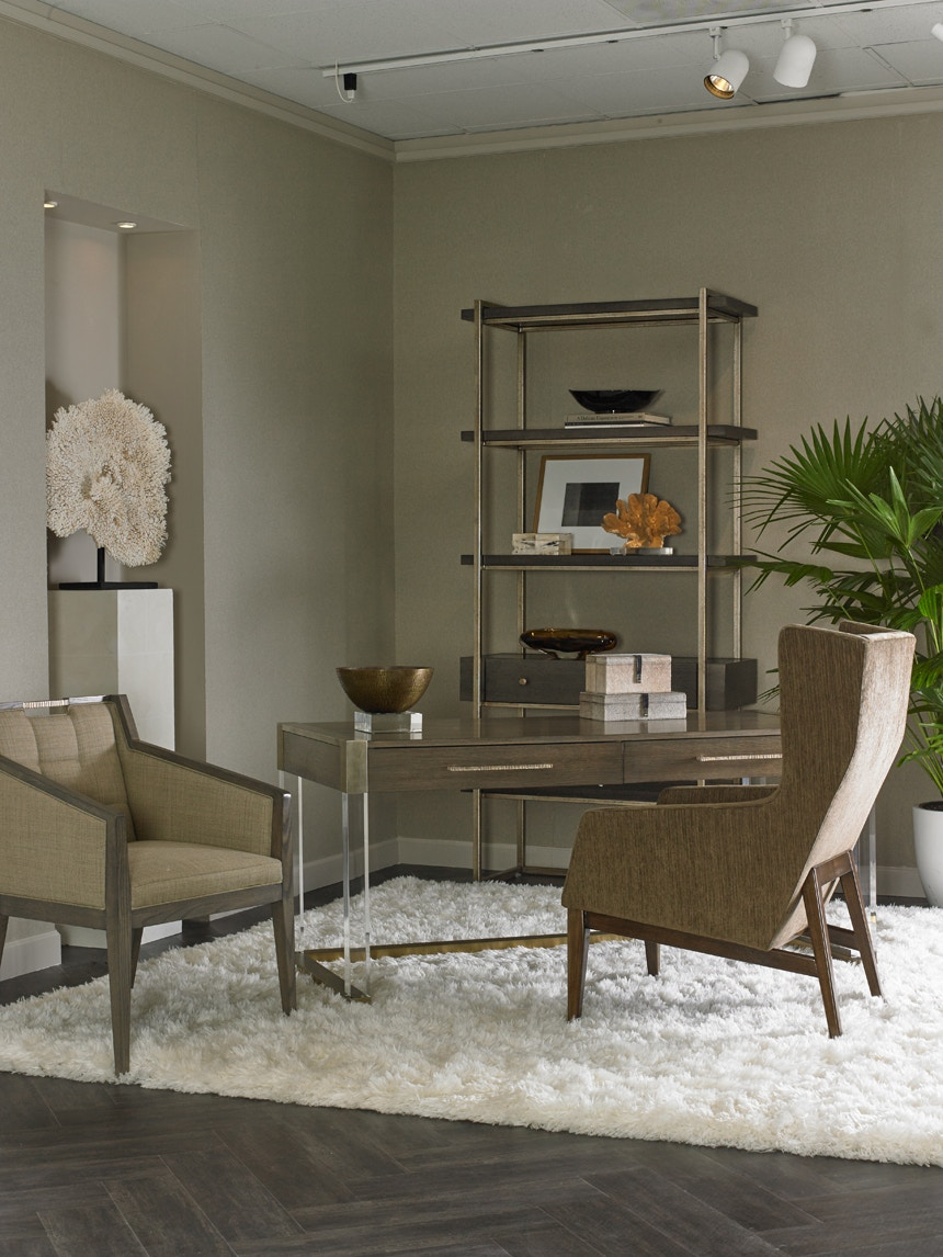 Hickory White Furniture Jackson Etagere 213 57