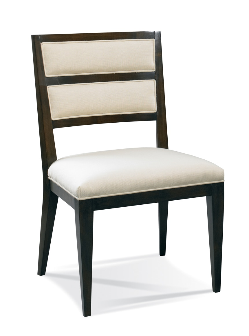 Superbe Hickory White Furniture Greek Key Side Chair 241 62