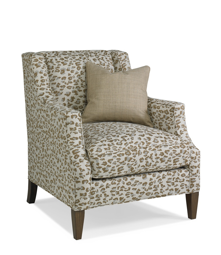 Hickory White Furniture Upholstered Arm Chair 2521 01