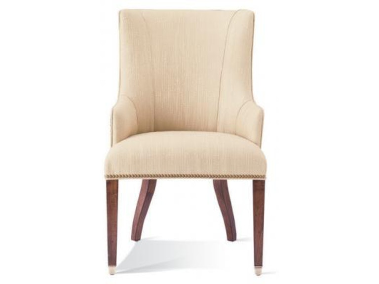 Hickory White Furniture 421-65 Dining Room Upholstered Arm Chair
