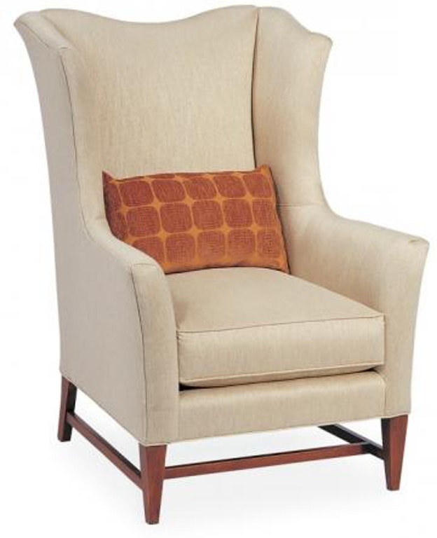 Hickory White Furniture 4684-01 Living Room Wing Chair