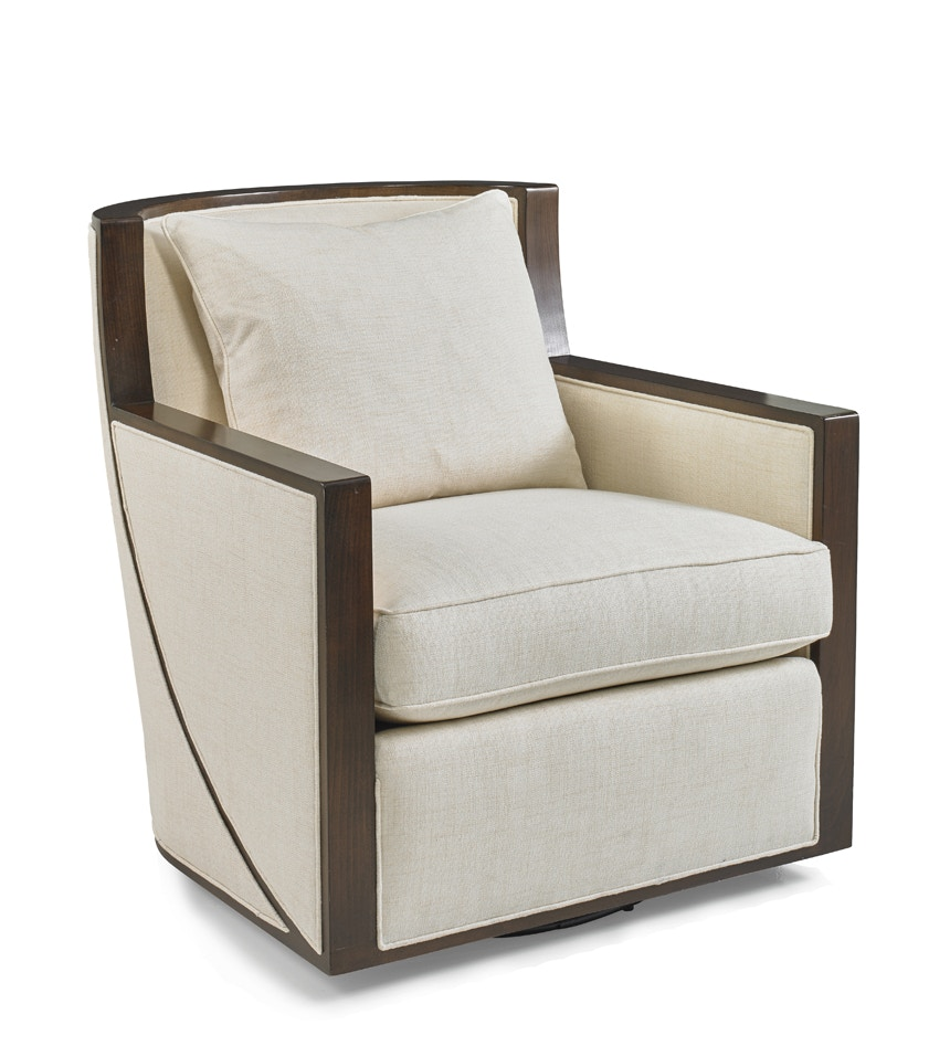 Hickory White Furniture Maxwell Swivel Chair 5704 01S