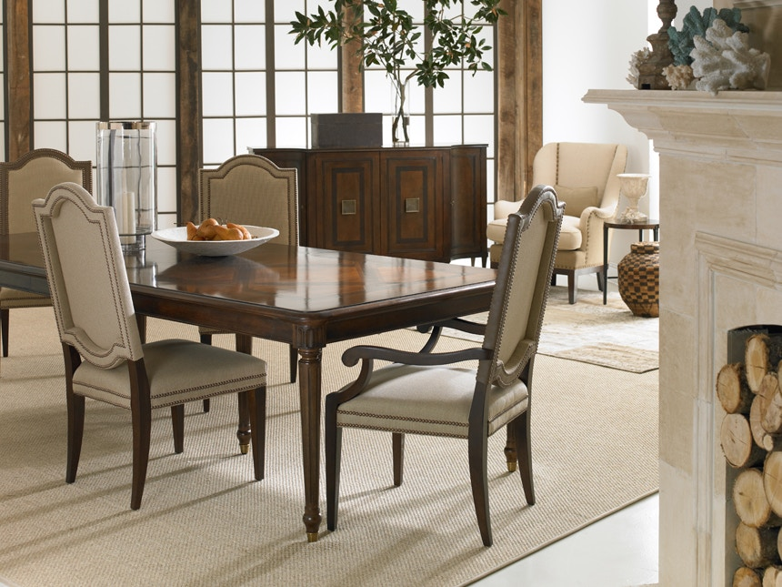 Genial Hickory White Furniture Linden Side Chair 581 66