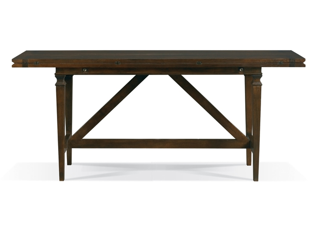 Hickory white furniture 583 31 living room drake flip top console hickory white furniture drake flip top console table 583 31 geotapseo Image collections