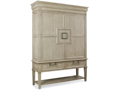 Hickory White Furniture Monterey Wardrobe / Entertainment 583-65
