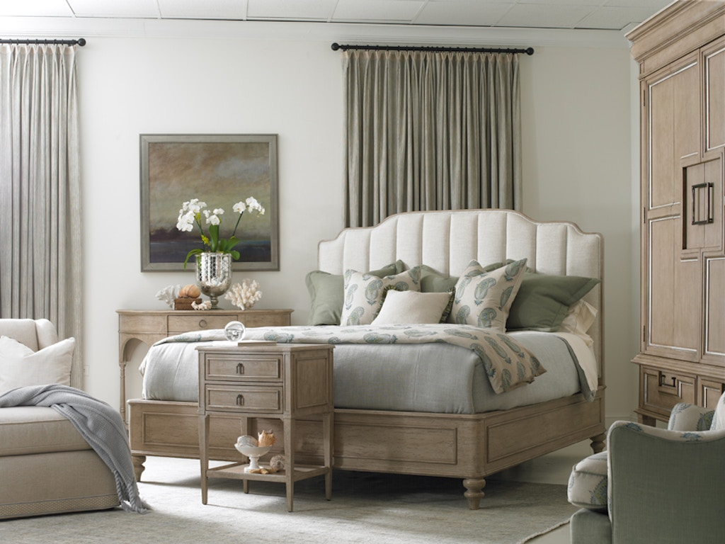 Hickory White Furniture Bedroom Abbey Night Stand -  hickory bedroom furniture