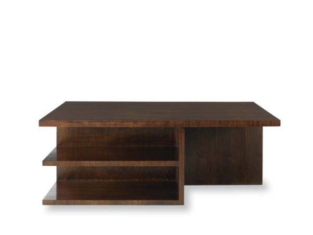 Hickory White Furniture Rectangular Cocktail Table 653 12