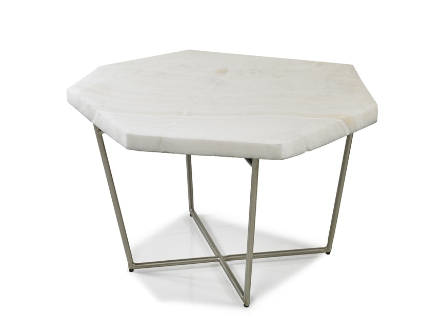 Hickory White Furniture Dulce Large Cocktail Table 813 10