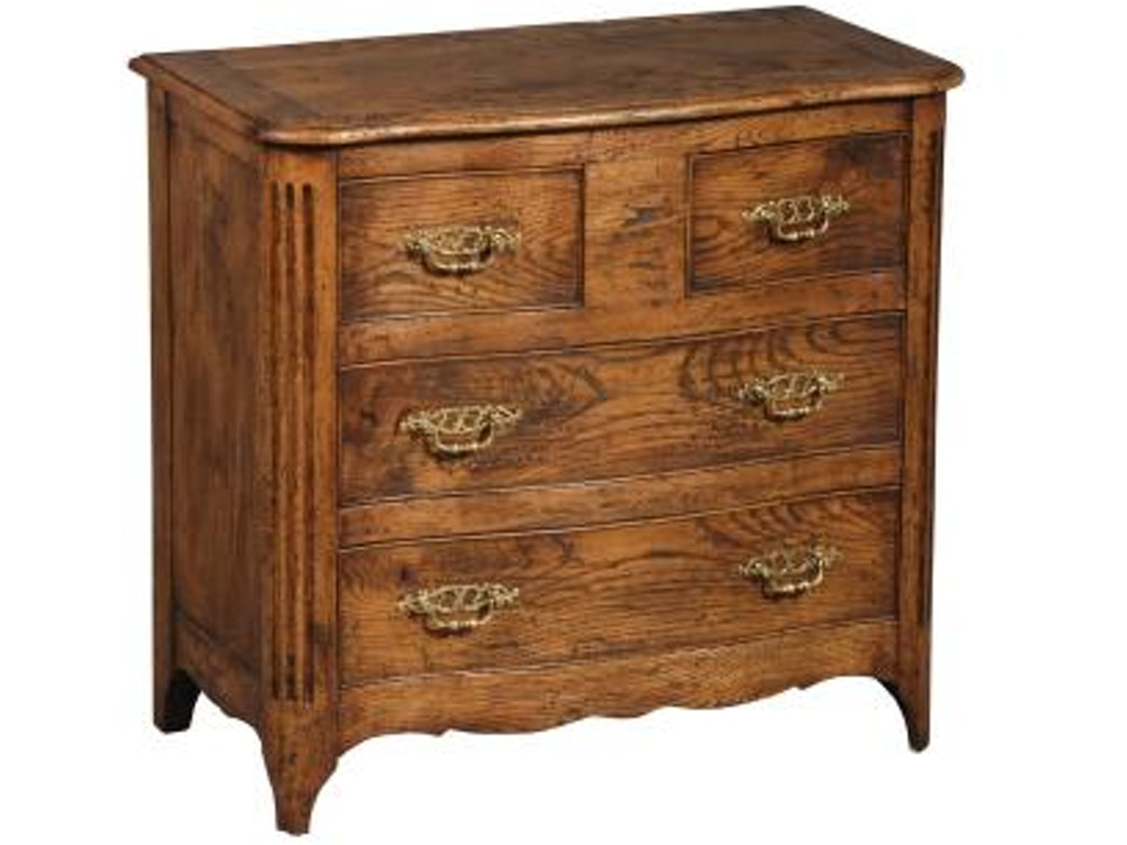 Highland House Furniture Hh10 647 As Living Room Cambridge Commode