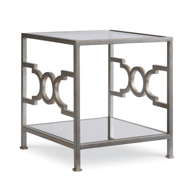 Awesome Highland House Furniture Adagio End Table Hh20 614 Gl