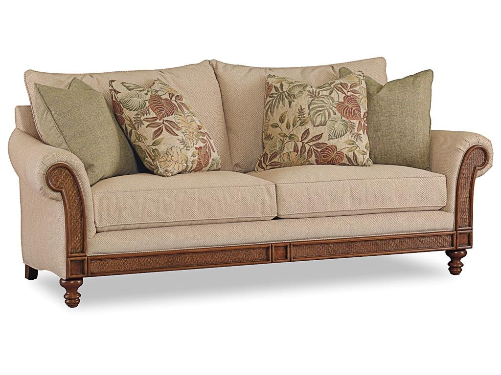 Hooker Furniture Windward Dart Honey Sofa 1125 52013 Part 51