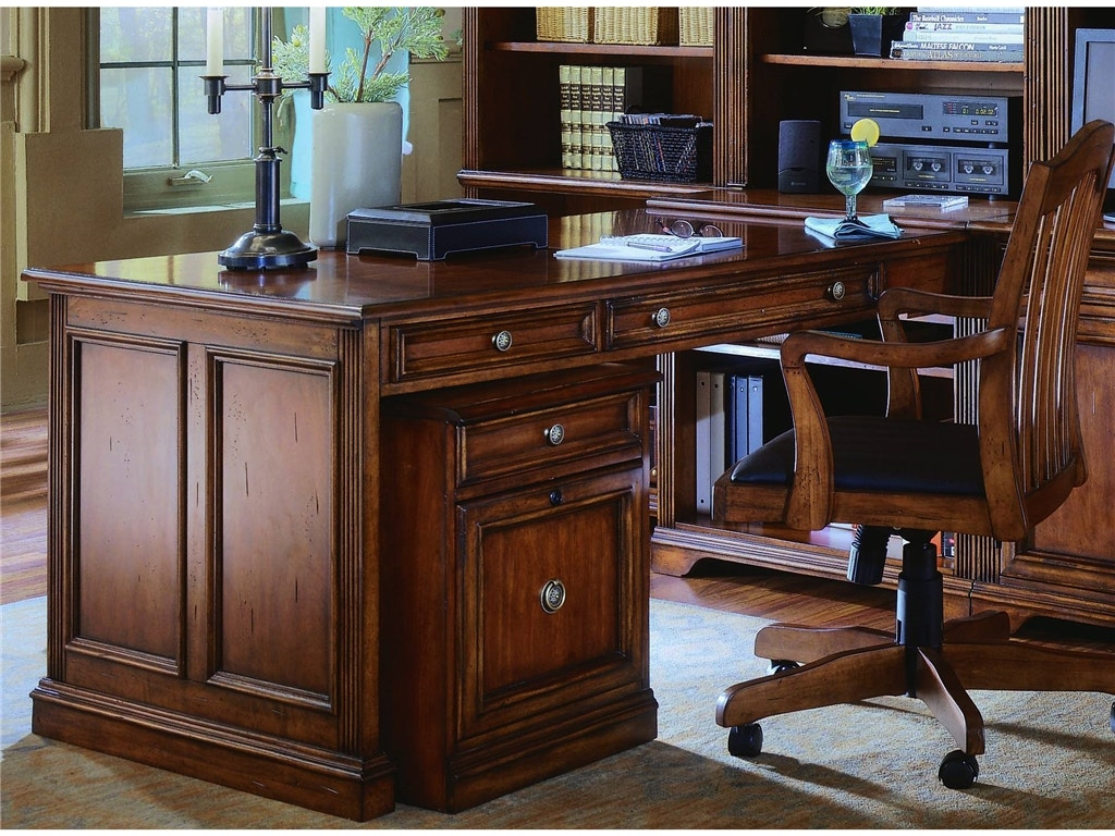 Hooker furniture 281 10 411 home office brookhaven for Furniture 411