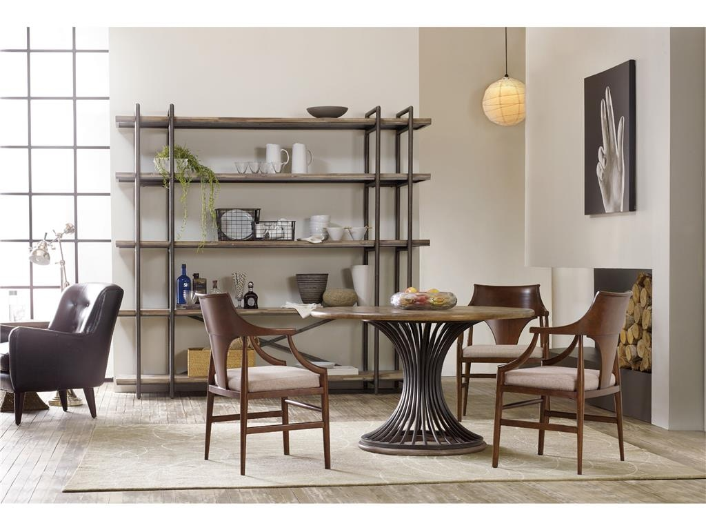 hooker furniture dining. Hooker Furniture Studio 7H Cinch Round Dining Table 5382-75213