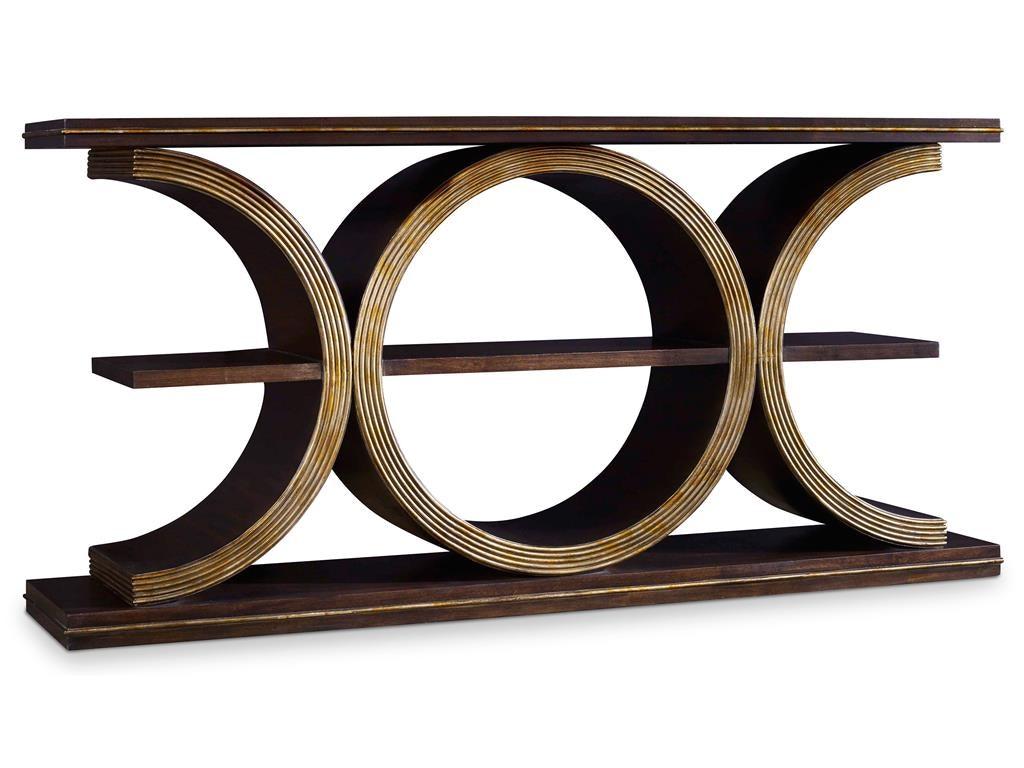 Hooker Furniture Melange Presidio Console Table 638 85219