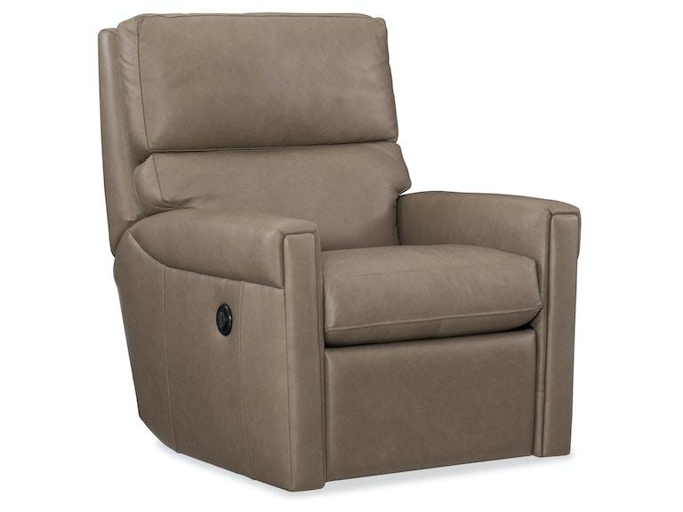 Hooker Furniture Living Room Lyrica Power Swivel Recliner RC383 ...