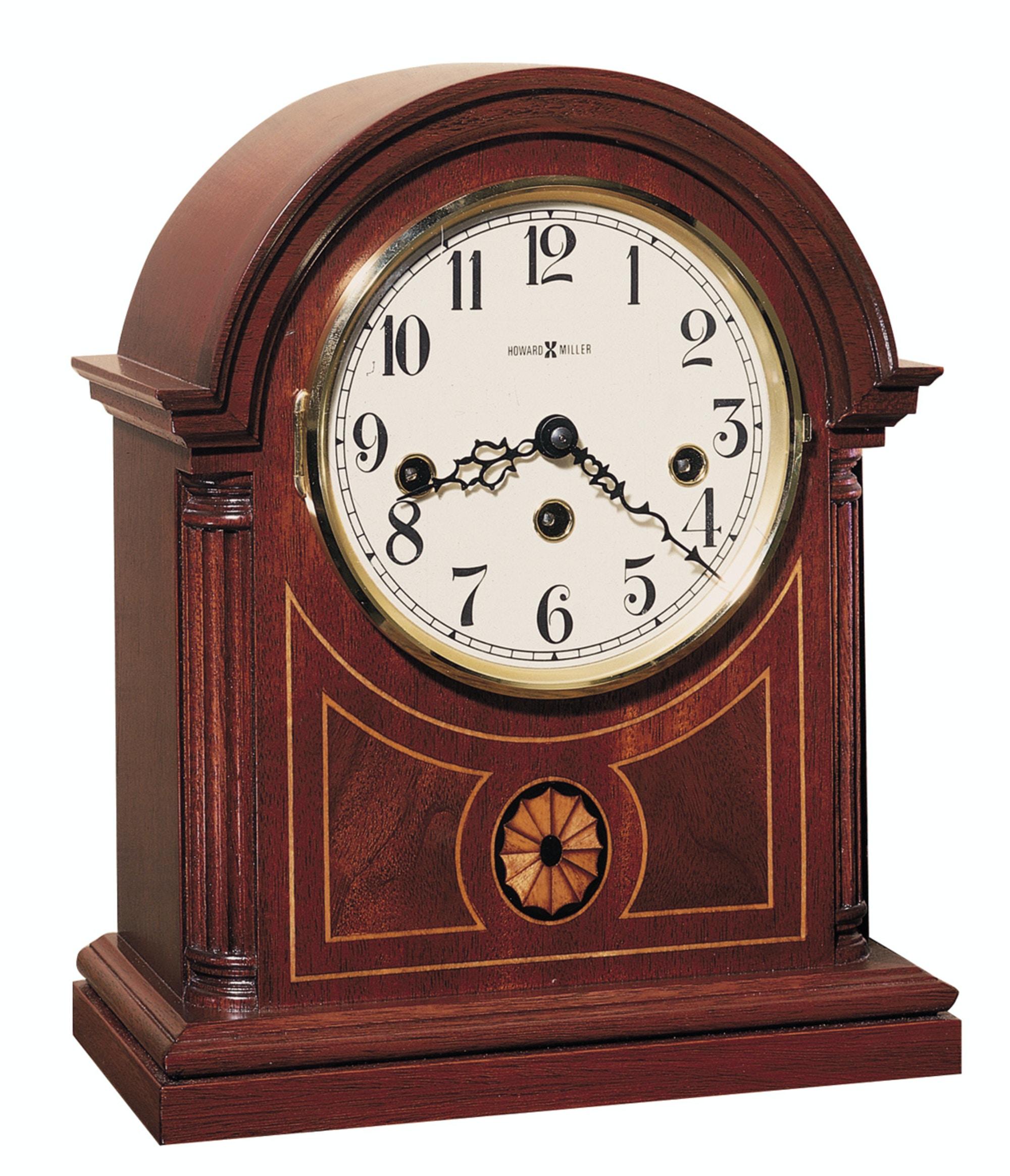 Howard miller mantel clock service