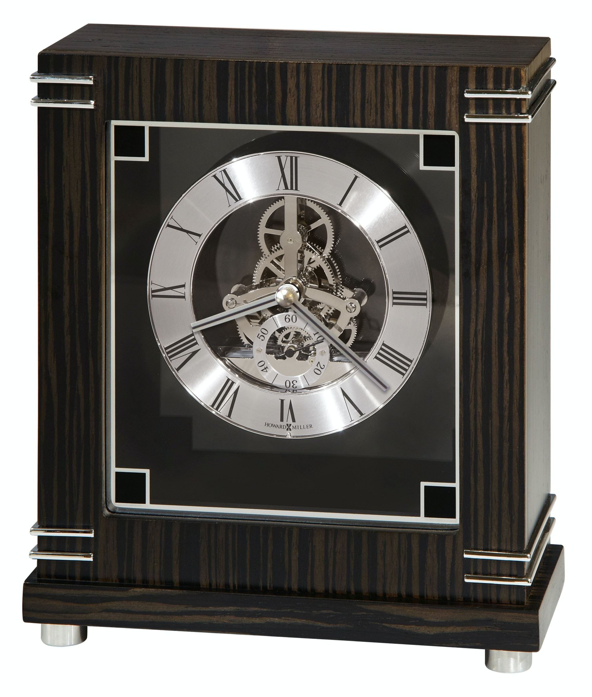 Howard Miller BataVIa Mantel Clock 635 177